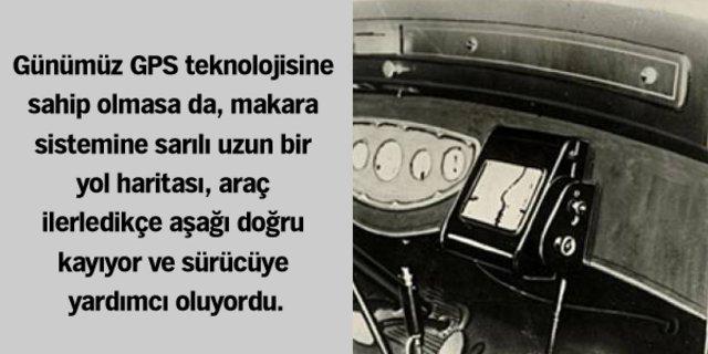 1932 model nav�gasyon!