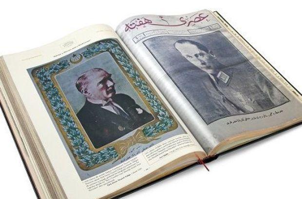 Basında Mustafa Kemal Atatürk, Koçak Yayın Grubu, atatürk kitabı yeni