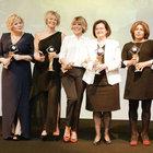 Başarılı kadınlar ödüllerini aldı