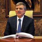 Gül'e hakaret davasında hapis cezası