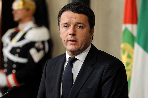 İtalya Başbakanı'ndan şok sözler, İtalya Başbakanı Matteo Renziden şok sözler.