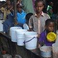 Somali'de 6 çocuk açlıktan öldü