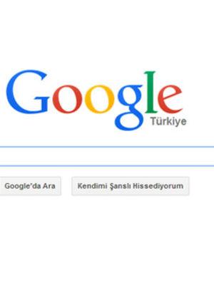 Google'ın gizli şifreleri