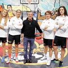 Sokak basketbolunun şampiyon 4 kadını