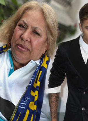 Dilber Ay kafayı Justin Bieber'a taktı!