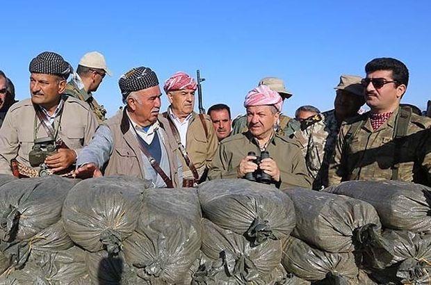 KDP ve IKYB'den PKK'ya sert Şengal tepkisi, Peşmerge güçleri, Kürdistan bölgesi, Şengal, Kobani, PKK, Mesut Barzani