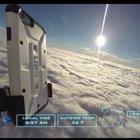 iPhone'u uzaydan böyle fırlattılar!