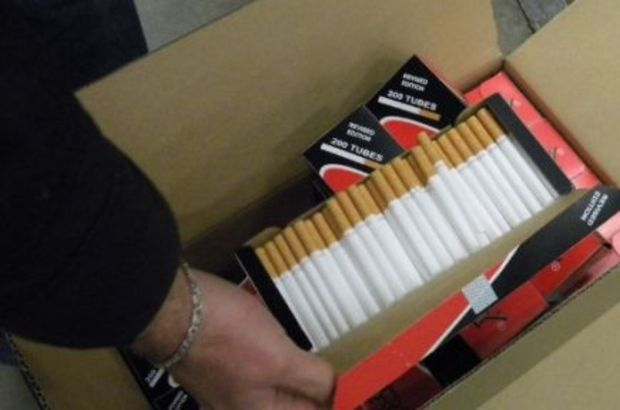 Sigara pazarının % 14'üne talip oldu!