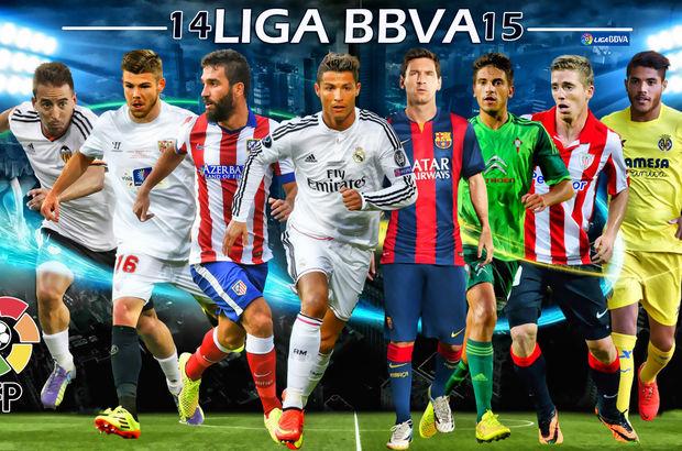 La Liga, Uluslararası Futbol Tarihi ve İstatistikleri Federasyonu, IFFHS, 2014 yılında dünyanın en güçlü ligi La Liga seçildi (Dünyanın en güçlü ligi hangi lig?),