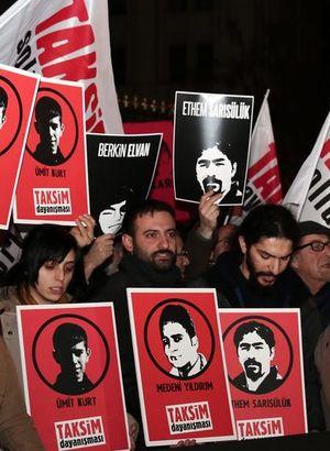 Taksim Dayanışması, Ali İsmail Korkmaz davası için yola çıktı