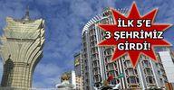 4 Türk şehri dünyayı geride bıraktı!