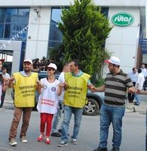 TÜSİAD'ı sallayan işçilerle ilgili flaş karar!