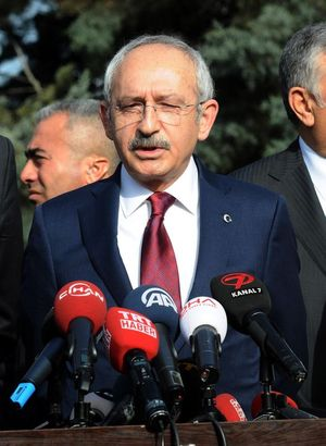 Kılıçdaroğlu: Savcıların hemen harekete geçmesi lazım