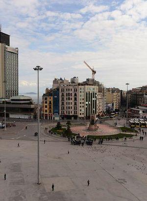 Taksim'de çalışmalar ne zaman başlayacak?