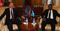 Erdoğan'dan Somali'ye iki müjde!