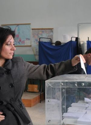 Yunanistan'ın seçimi sonuçlandı