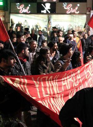 Kadıköy'de Berkin Elvan müdahalesi