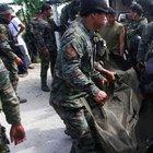Filipinler'de çatışma: 37´si polis 43 ölü