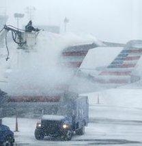 ABD'de uçak seferleri iptal