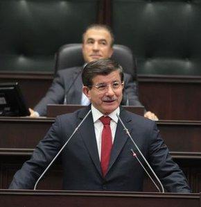 Davutoğlu: Kürtçe selamım nedeniyle MHP rahatsız olmuş