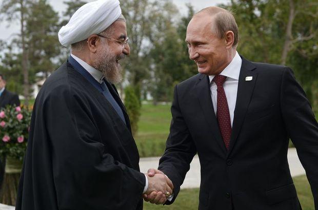 Rusya ve İran'dan ortak hamle
