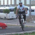 Bu da bisiklet diyeti!