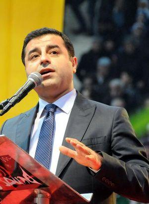 """""""Kobani'yle el ele verirse Türkiye kazanır"""""""