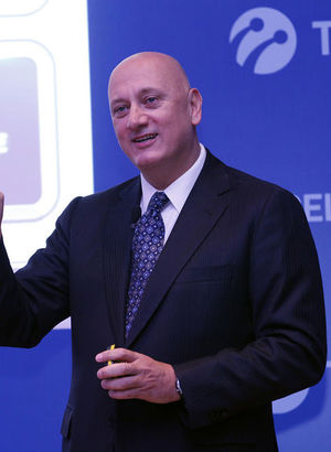 Turkcell'de Süreyya Ciliv istifa etti!