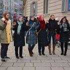 Avusturya'da ırkçılık karşıtı protesto