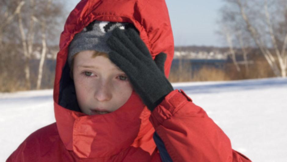 Soğuk hava nevraljiye neden oluyor