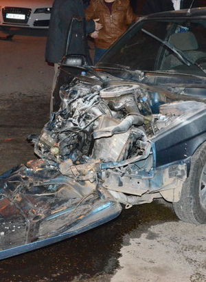 Ankara'da kaza: 7 yaralı