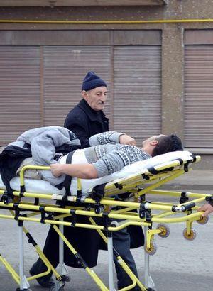 Tren raylarında bonzai içti komaya girdi