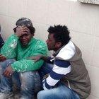 Somalililerin kaldığı evde yangın çıktı