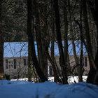 AA, Gülen'in evini görüntüledi