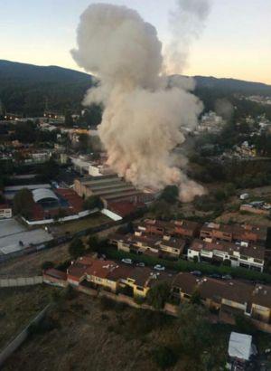 Meksika'da hastane önünde patlama!