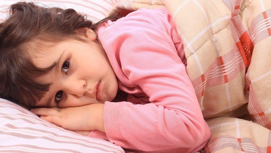 Neden geceleri uyuyamıyorlar çocuklar