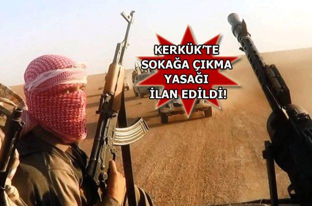 IŞİD taarruza geçti!