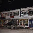 Tunceli'deki molotofkokteylli saldırı