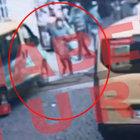 Saldırganın en net kaçış görüntüsü