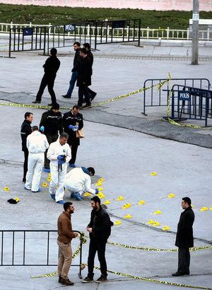 Emniyet'ten Taksim'deki saldırıyla ilgili açıklama