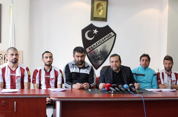 Elazığspor'a 4 transfer birden