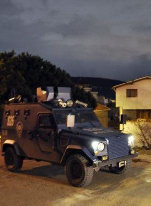 Maltepe'de gece yarısı operasyonu