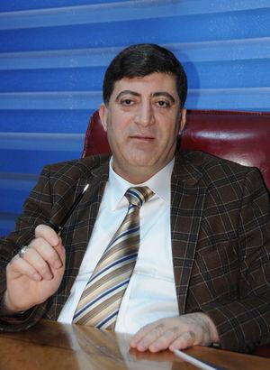 Diyarbakır'a 'Lazca' bilen başkan