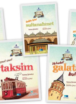 """Çocuklar için """"geze toza"""" İstanbul"""