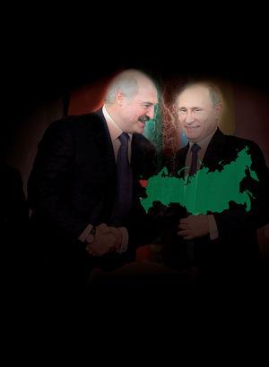 'Son diktatör' Putin'i terk etti