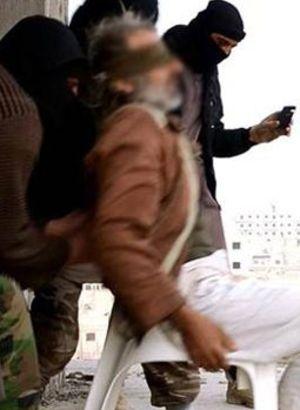 IŞİD'den korkunç bir infaz daha!