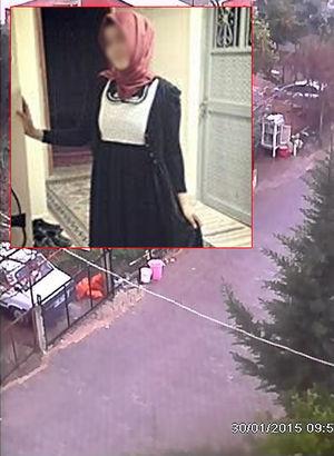 Genç hemşireyi polisler bu halde buldu!