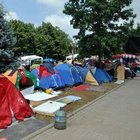 Gezi Parkı'nda çadırları yakan 7 zabıta için beraat
