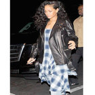 Bu ne hal Rihanna!