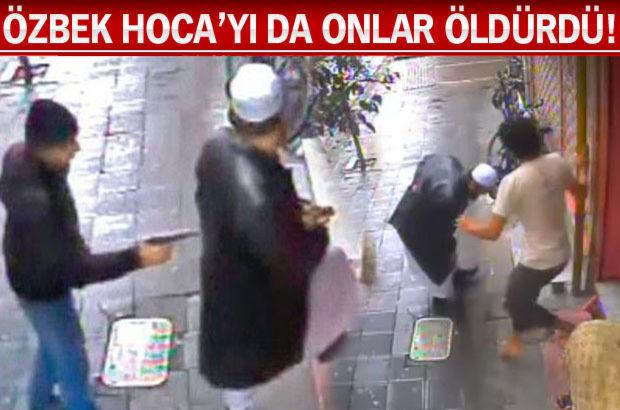Türkiye'de yabancı ajanların seri cinayetleri!